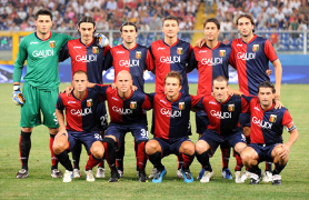 Genoa Cricket and Football Club, member of the Serie A called Serie A TIM for sponsorship reasons, is a professional league competition for football soccer clubs located at the top echelon of the Italian football league system operating for eighty years from 1929. It is organized by Lega Calcio until 2010, but a new league like the English Premier League is scheduled to be created for the 2010-11 season. It is regarded as one of the elite leagues of the footballing world. Historically, Serie A has produced the highest number of European Cup finalists. In total Italian clubs have reached the final of the competition on a record of twenty-five different occasions, winning the title eleven times, AC Milan, Juventus, Internazionale Inter FC, Roma, Udinese, Fiorentina, Lazio, Palermo, Genoa, Sampdoria, Napoli, Atalanta, Catania, Bari, Chievo, Livorno, Parma, Siena, Bologna and Cagliari