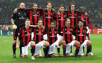 AC Milan Soccer-Football School Camp Feb 25, 2012